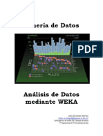 Mineria de Datos - Analisis WEKA