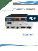 Manual de Usuario Bovie IDS 300