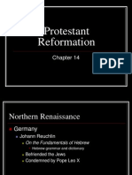 Protest Ant Reformation