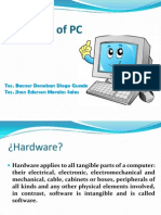 Hardware of PC