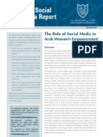 Arab Social Media Report 3