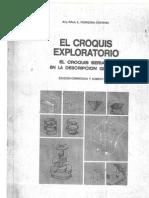 El Croquis Exploratorio (Ferreira Centeno)