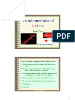 Laser Types-lecture (Dr. M Fadhali)