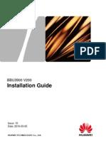 BBU3900 Installation Guide
