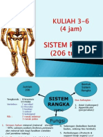 Sistem Rangka PJM 3106