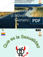 La Sexual Id Ad a Traves Del Genero