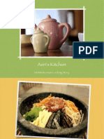 Korean Cook eBook