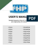 FHPSeriesChassisMountVSpeedDrives