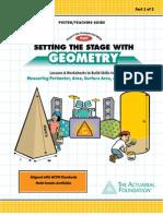 Geometry Teaching Guide - Activities