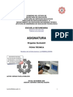 Análisis de Objeto Técnico La Remalladora