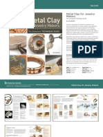 Metal Clay for Jewelry Makers BLAD
