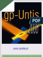 Manual gp-Untis 2008