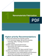 Nano Fabrication 3