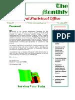 CSO November 2008 Edition