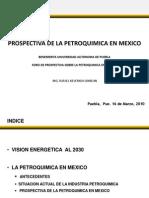 Prospectiva de La Petroquimica en Mexico - Ing. Rafael Beverido Lomelin