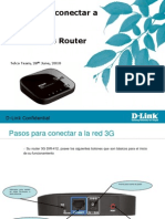 Dir 412 Guia Web Pasos Para Conectar a La Red 3g