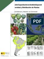 Manual de Capacitación en Análisis Espacial de Diversidad y Distribución de Plantas
