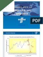 Cenários 2009-2015