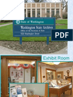 809 Washington Archives and GMF Collection