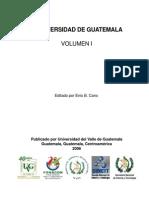 Origen paleogeográfico de la biota de Guatemala