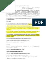 01_InstrucaoNormativa_15_2011_ SICOM_ TCEMG