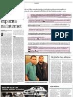 INCITAÇÃO À VIOLÊNCIA NA WEB