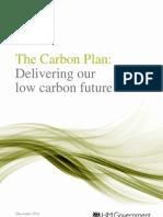 3702 the Carbon Plan Delivering Our Low Carbon Future