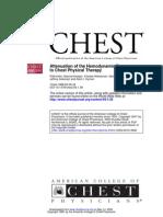 Atenuación de la respuesta hemodinámica a la KTR