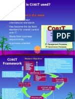 Why and How is COBIT Used