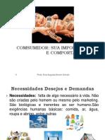 COMSUMIDOR_Importância e Comportamento