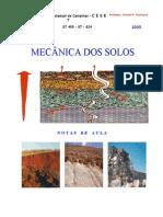 Apostila de Mecanica Dos Solos -2005