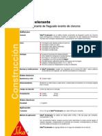 FT-1035-01-10 Sika Acelerante