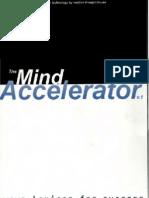 The Mind Accelerator BOOK