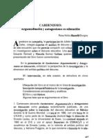 Analisis Politico Del Discurso de Rosa Nidia Buenfil