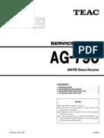 HiFi - Teac AG-790 SM