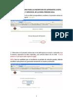 Manual Inscripcion Esmil