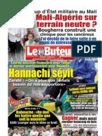 LE BUTEUR PDF du 23/03/2012