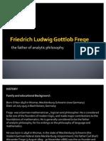 Friedrich Ludwig Gottlob Frege