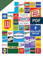 2008 Kraft Fact Sheet