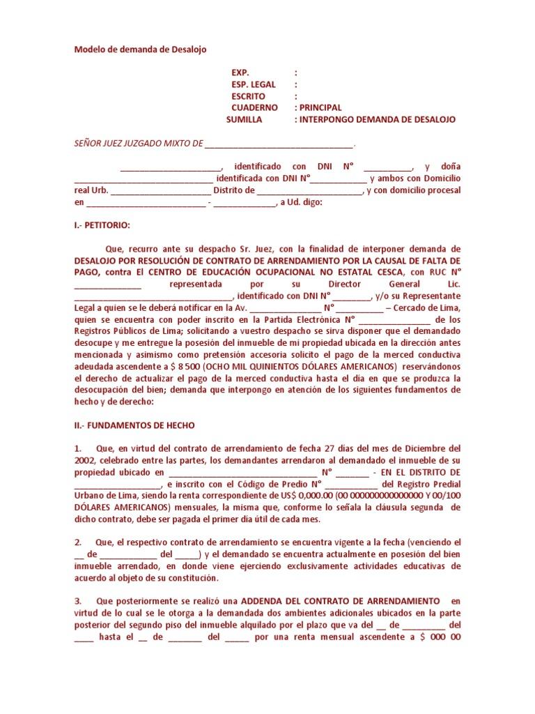 Atractivo Plantilla De Acuerdo De Pago A Plazos Patrón - Ejemplo De ...