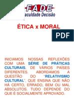ÉTICA E MORAL_DEFINIÇÕES E DIFERENÇAS
