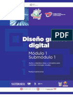 Guía Profesional Diseño Digital 11, CECyTEH Gobierno Hidalgo 2012
