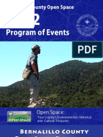 OpenSpace Program of Events 2012