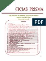 Dossier sobre la Cuestion Maritima en Bolivia - 2012