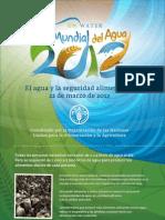Dia Mundia del Agua 2012 (Articulo) BiologiaVital