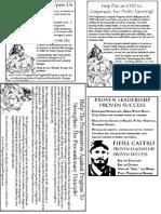MKE flyers sample