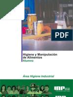 Manual INP de Higiene y Manipulación