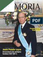 Memoria Noviembre 2011