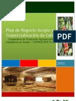 Plan de Negocio Cafe COPROCAFE Final