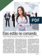 Reportagem Mulheres no comando - Revista Indústria